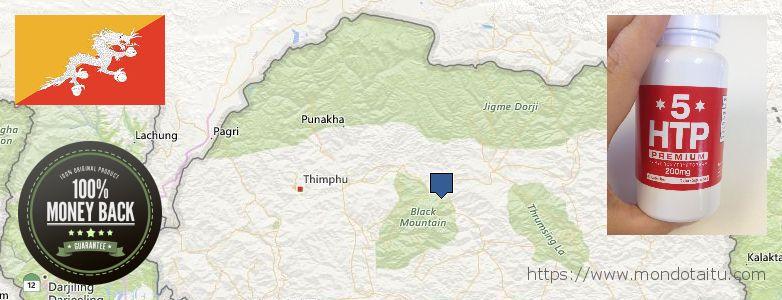 Purchase 5 HTP online Bhutan