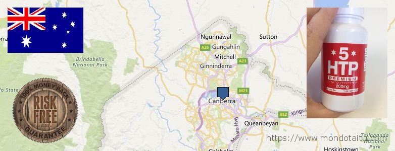 Where to Buy 5 HTP online Canberra, Australia