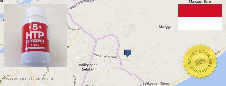 Buy 5 HTP online City of Balikpapan, Indonesia