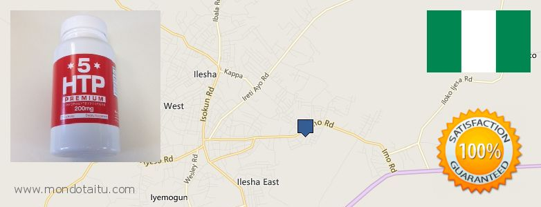 Best Place To Buy HTP Online From Ilesa Ilesha West Osun Nigeria - Ilesa map