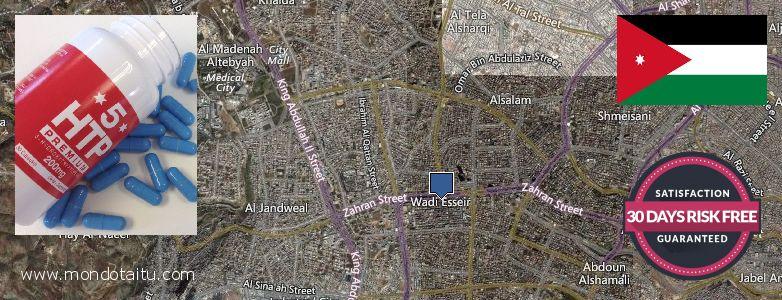 Purchase 5 HTP in Stores in Wadi as Sir Amman Amman Jordan