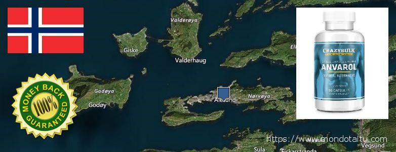Where to Purchase Anavar Steroids Alternative online Alesund, Norway