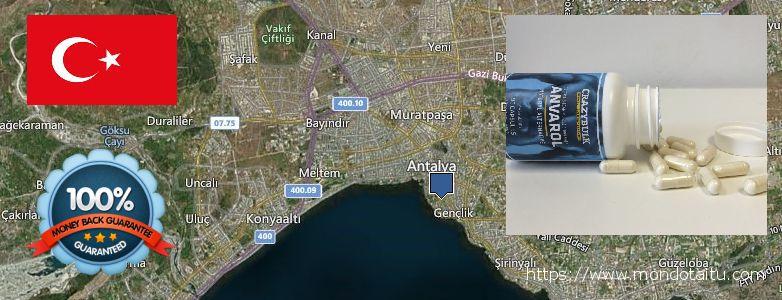 Where Can I Buy Anavar Steroids Alternative in Stores in Antalya Merkez Turkey [Anvarol Review]