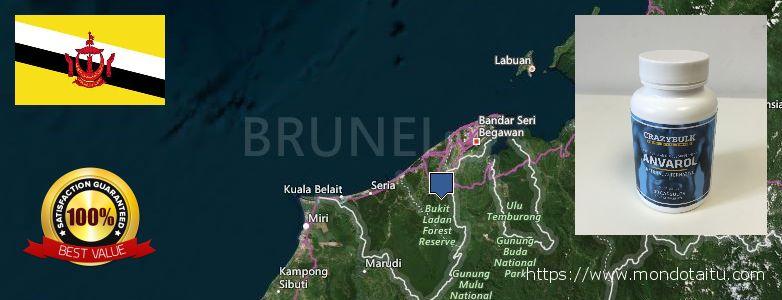 Where to Buy Anavar Steroids Alternative online Brunei