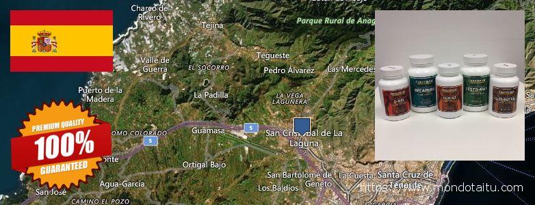 Where to Buy Anavar Steroids Alternative online La Laguna, Spain