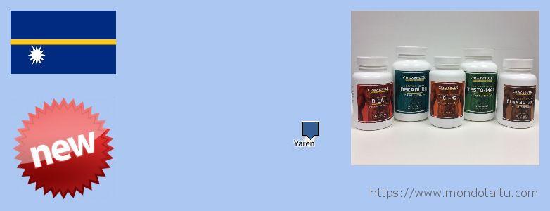 Where to Buy Anavar Steroids Alternative online Nauru