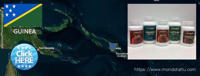 Best Place to Buy Anavar Steroids Alternative online Solomon Islands