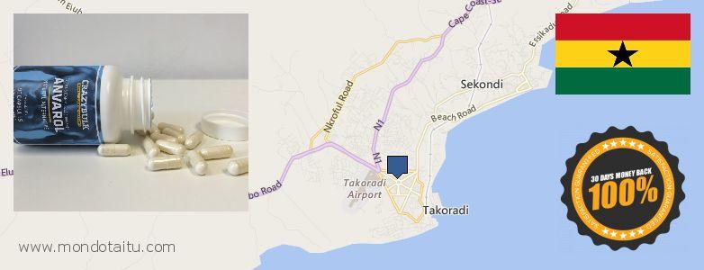 Where to Buy Anavar Steroids Alternative online Takoradi, Ghana