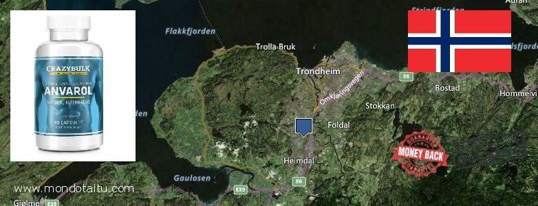 Where Can I Buy Anavar Steroids Alternative online Trondheim, Norway