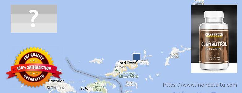 Where to Buy Clenbuterol Steroids Alternative online British Virgin Islands