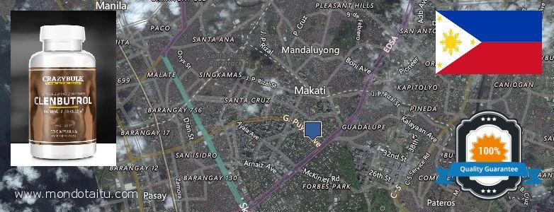 Where to Buy Clenbuterol Steroids Alternative online Iloilo, Philippines