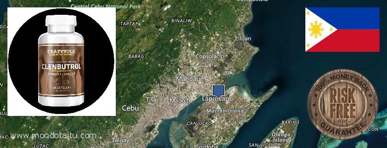 Where to Purchase Clenbuterol Steroids Alternative online Lapu-Lapu City, Philippines