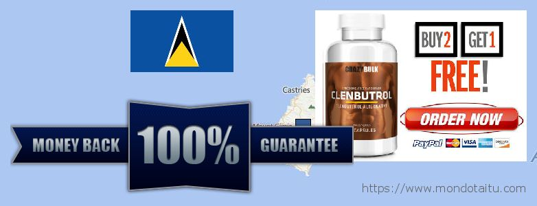 Purchase Clenbuterol Steroids Alternative online Saint Lucia