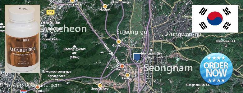 Where Can I Buy Clenbuterol Steroids Alternative online Seongnam-si, South Korea