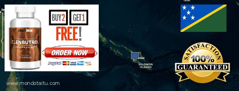 Where to Purchase Clenbuterol Steroids Alternative online Solomon Islands