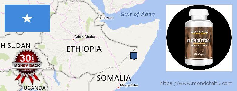 Where to Purchase Clenbuterol Steroids Alternative online Somalia