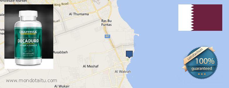 Where to Buy Deca Durabolin online Al Wakrah, Qatar