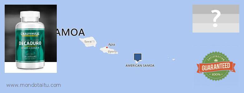 Where to Buy Deca Durabolin online American Samoa