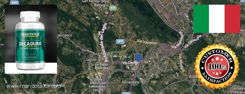Dove acquistare Deca Durabolin economici a Como, Lombardia