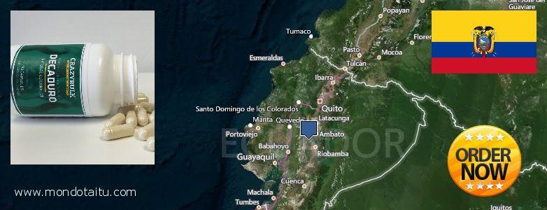 Best Place to Buy Deca Durabolin online Ecuador
