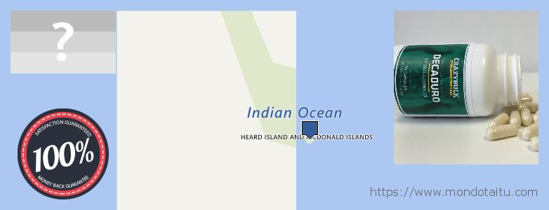 Buy Deca Durabolin online Heard Island and Mcdonald Islands