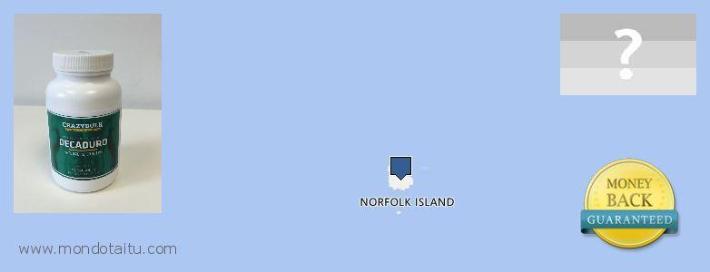 Buy Deca Durabolin online Norfolk Island