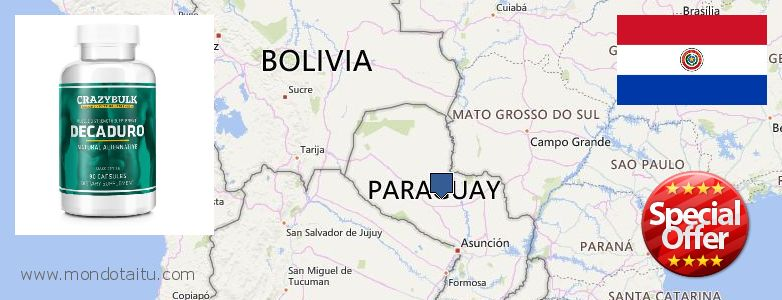 Buy Deca Durabolin online Paraguay