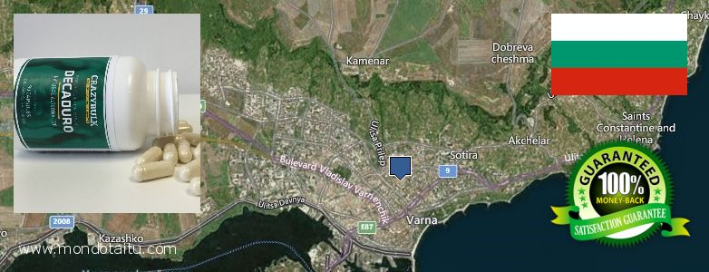 Where to Buy Deca Durabolin online Varna, Bulgaria