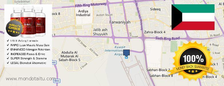 Purchase Dianabol Pills Alternative online Al Farwaniyah, Kuwait