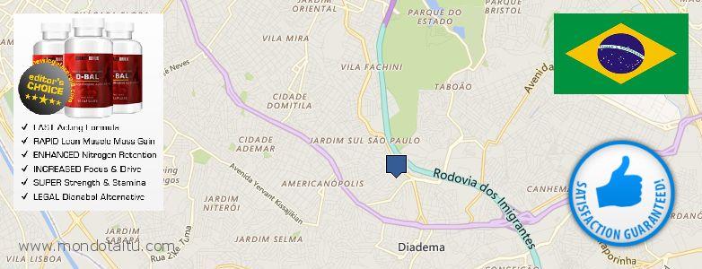 Where to Buy Dianabol Pills Alternative online Diadema, Brazil