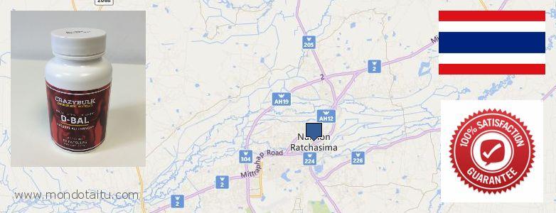 Where to Buy Dianabol Pills Alternative online Nakhon Ratchasima, Thailand