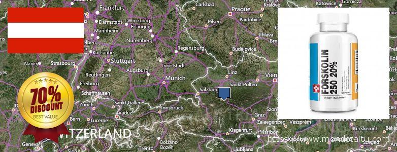 Where to Buy Forskolin Diet Pills online Austria