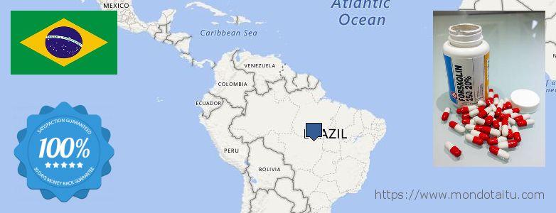 Where to Buy Forskolin Diet Pills online Brazil