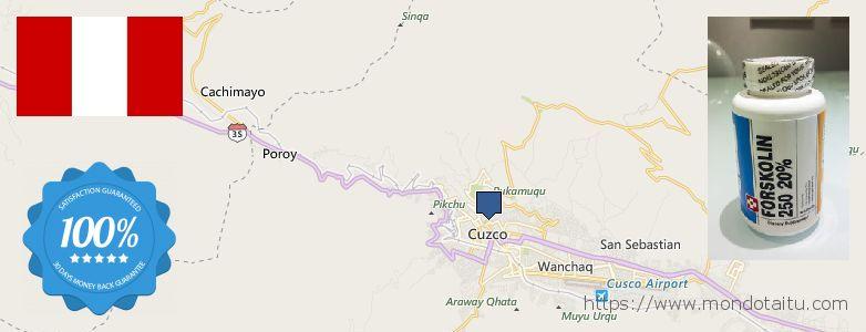 Where Can I Buy Forskolin Diet Pills online Cusco, Peru