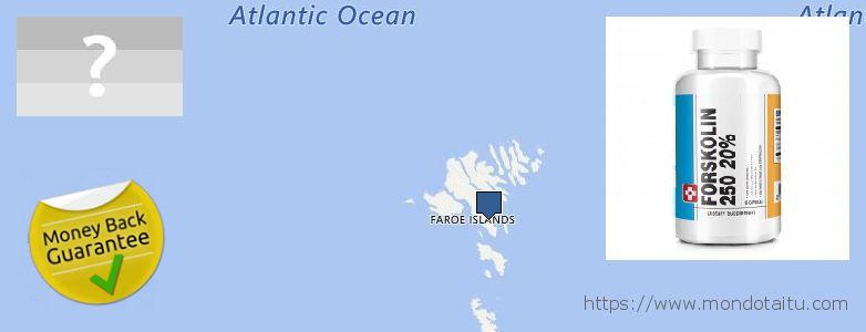 Buy Forskolin Diet Pills online Faroe Islands