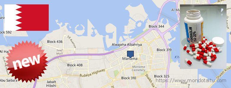 Where to Buy Forskolin Diet Pills online Manama, Bahrain