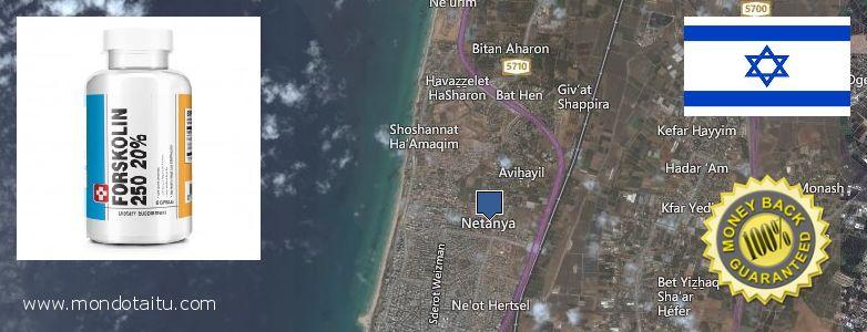 Buy Forskolin Diet Pills online Netanya, Israel