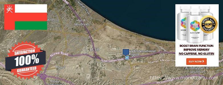 Buy Nootropics Online from As Sib al Jadidah A Seeb Masqat Oman