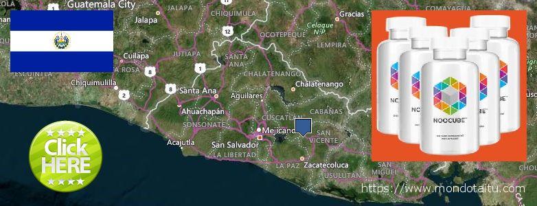 Buy Nootropics online El Salvador