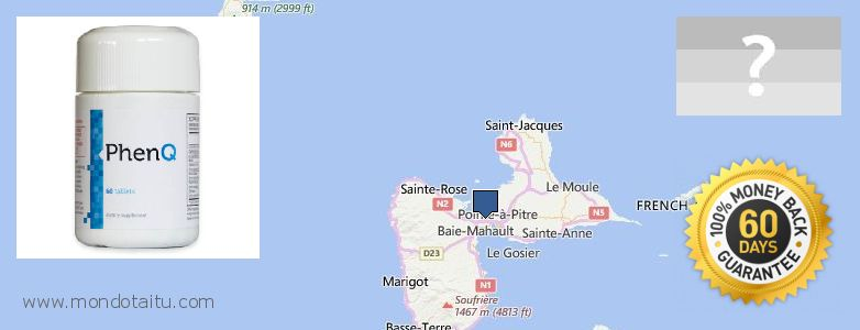 Purchase PhenQ Phentermine Alternative online Guadeloupe