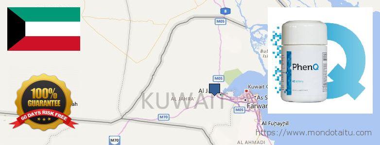 Buy PhenQ Phentermine Alternative online Kuwait