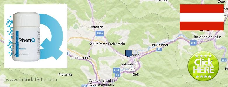 Buy PhenQ Phentermine Alternative online Leoben, Austria