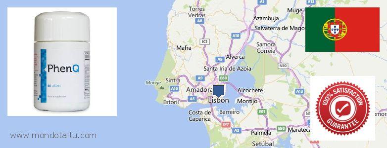 Best Place to Buy PhenQ Phentermine Alternative online Lisbon, Portugal