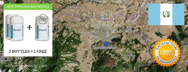 Best Place to Buy PhenQ Phentermine Alternative online Quetzaltenango, Guatemala