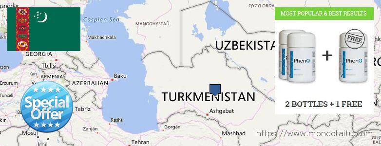 Where to Purchase PhenQ Phentermine Alternative online Turkmenistan