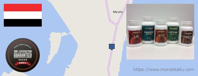 Purchase Winstrol Steroids online Aden, Yemen