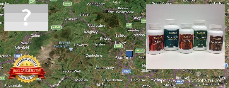 Where Can I Buy Winstrol Steroids online Bradford, UK