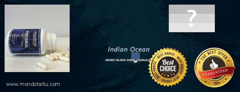 Buy Winstrol Steroids online Heard Island and Mcdonald Islands
