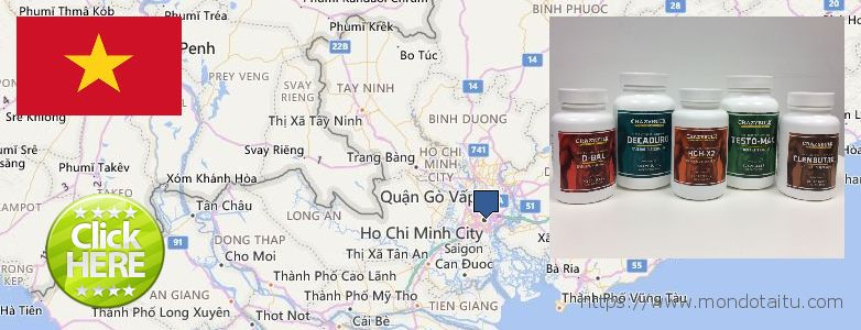 Where to Buy Winstrol Steroids online Ho Chi Minh City, Vietnam