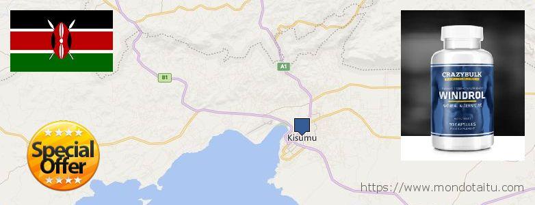 Where to Buy Winstrol Steroids online Kisumu, Kenya